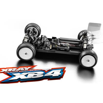 XRAY XB4'19 - 4WD 1 / 10 ELECTRIC OFF-ROAD CAR