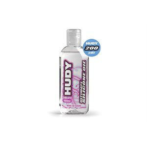 HUDY ULTIMATE SILICONE OIL 200 cSt - 100ML