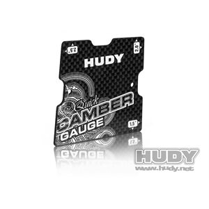 HUDY GRAPHITE QUICK CAMBER GAUGE 1.5°; 2°; 2.5°
