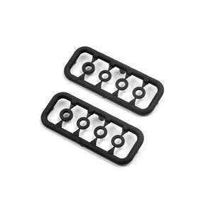 COMPOSITE SET OF WHEELBASE SHIMS (3x1MM; 1x2MM) (2)