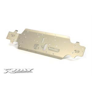 XB9 ALU CHASSIS - SWISS 7075 T6 (3MM) - HARD COATED