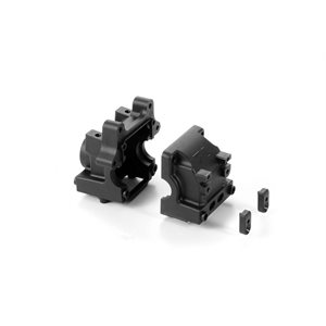 XB8 DIFF BULKHEAD BLOCK SET FRONT / REAR